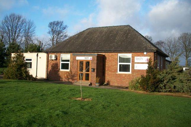 Thumbnail Office to let in Unit H, Rockcliffe Estate, Rockcliffe, Carlisle, Cumbria