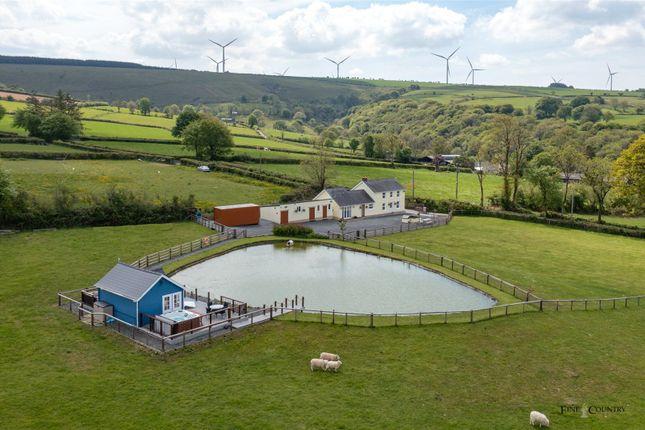 Thumbnail Property for sale in Coedlannau Fach, Gwyddgrug, Pencader, Carmarthenshire