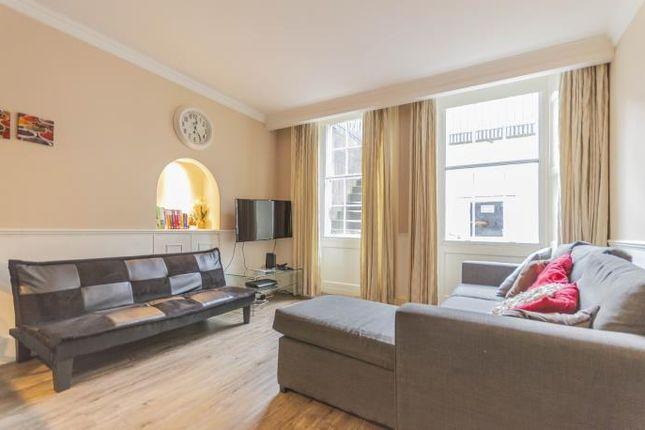 Thumbnail Flat to rent in Albyn Place, Edinburgh