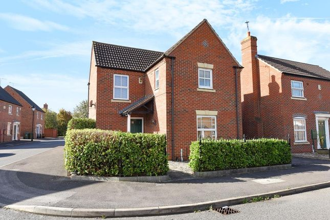 Thumbnail Detached house to rent in Great Meadow Way, Aylesbury
