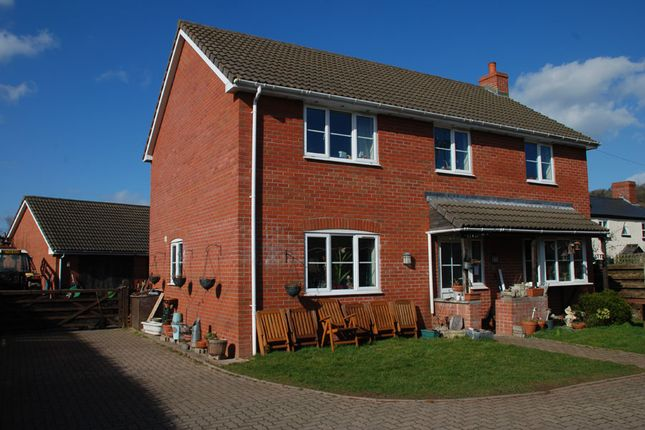 Thumbnail Detached house for sale in Peterchurch, Hereford