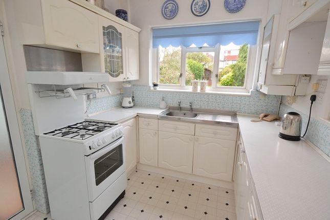 Kitchen of Elm Road, Chessington, Surrey. KT9