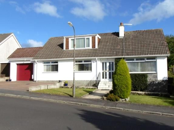 5 bed detached house for sale in Castlehill Road, Stewarton, Kilmarnock, East Ayrshire