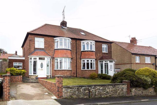 Thumbnail Semi-detached house for sale in Fortrose Avenue, Barnes, Sunderland