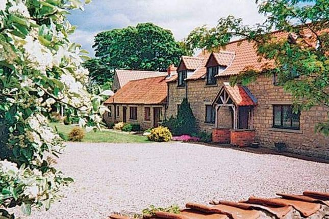 Thumbnail Commercial property for sale in Manor Farm Cottagesyedingham, N Yorks