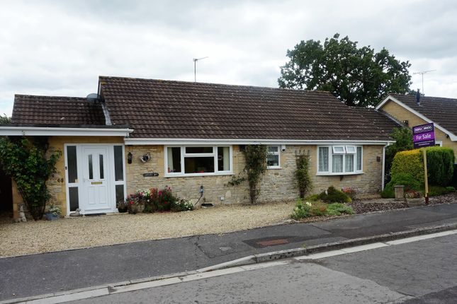 Thumbnail Detached bungalow for sale in Zeals Rise, Warminster