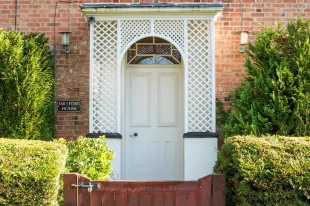 Millford Door of Coughton Fields Lane, Coughton, Alcester B49