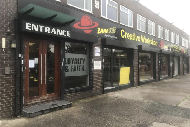 Office to let in Bury New Rd, Cheetham Hill, Manchester