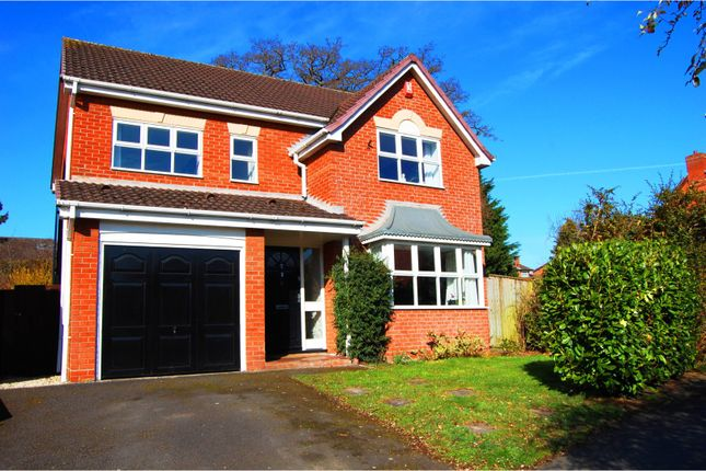 Thumbnail Detached house for sale in Kirkwood Court, Shrewsbury