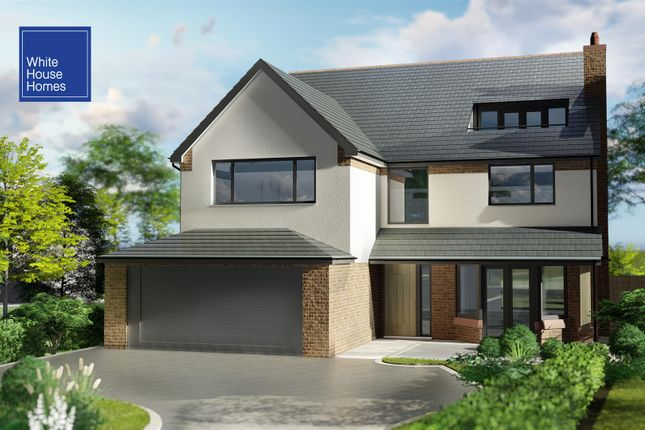 Thumbnail Detached house for sale in The Curlews, The Parade, Parkgate