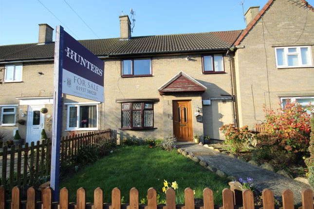 Thumbnail Terraced house for sale in Third Avenue, Wetherby