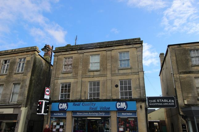 Thumbnail Flat to rent in 14A High Street, Melksham