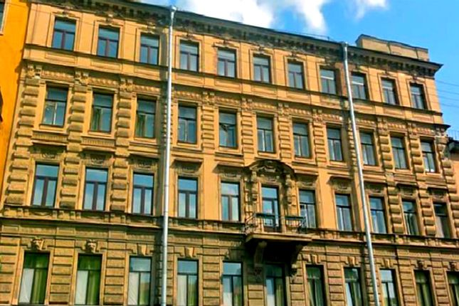 Thumbnail Hotel/guest house for sale in Id202, San Petersburg, Russian Federation