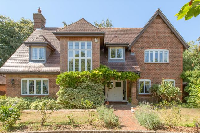 Thumbnail Detached house for sale in First Avenue, Charmandean, Worthing