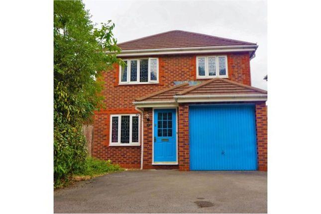 Thumbnail Detached house to rent in Haighton Drive, Preston
