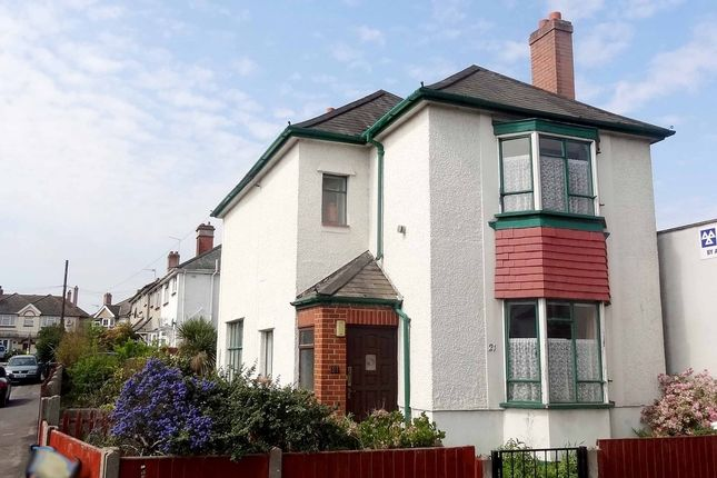 Thumbnail Detached house for sale in Cleveland Gardens, Bournemouth