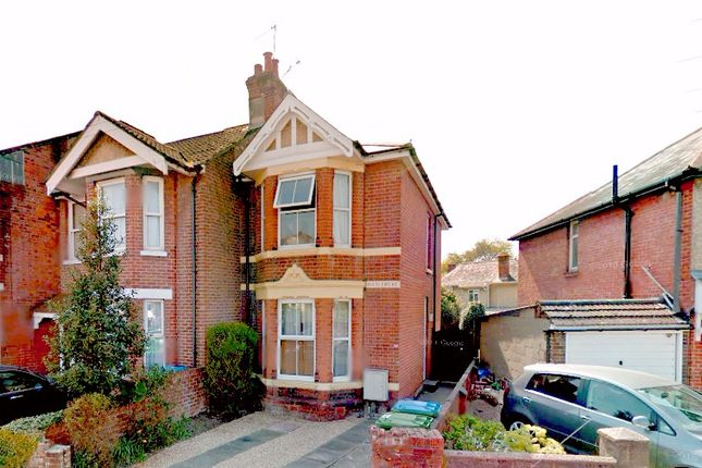 Thumbnail Property to rent in St. Edmunds Road, Southampton