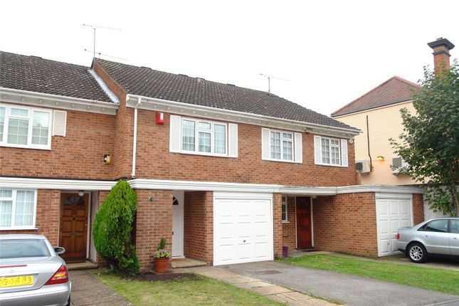 Thumbnail Semi-detached house to rent in St. Marks Place, Windsor, Berkshire