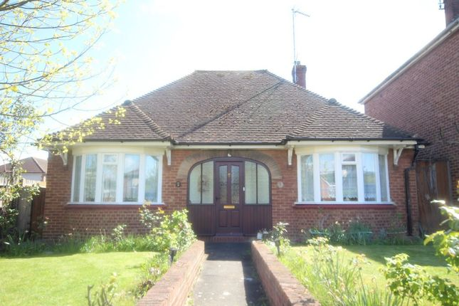 Thumbnail Bungalow for sale in Street End Road, Chatham