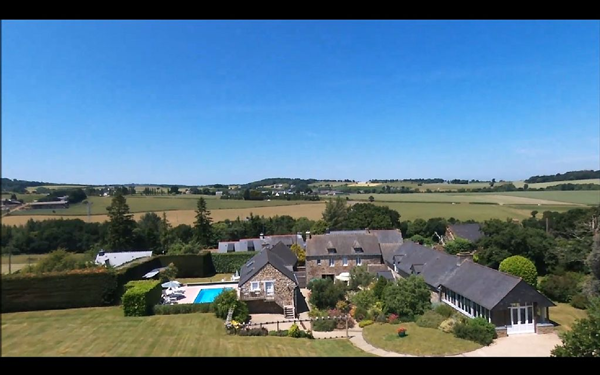 Country house for sale in Le Gouray, Cotes-d Armor, Brittany, France