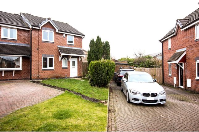 Thumbnail Semi-detached house to rent in Holden Wood Drive, Haslingden, Rossendale