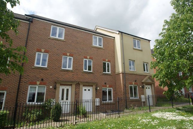 Thumbnail Terraced house to rent in Catherines Walk, East Anton, Andover
