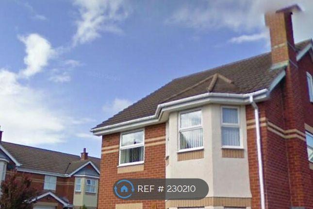 Thumbnail Detached house to rent in Gibbs Leaze, Trowbridge