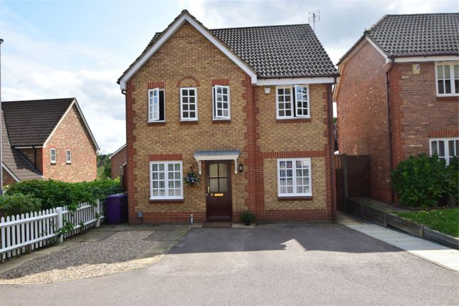 Thumbnail Detached house for sale in Windermere Close, Stevenage, Hertfordshire
