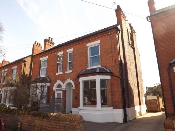 Thumbnail Semi-detached house for sale in Mabel Grove, West Bridgford, Nottingham, Nottinghamshire