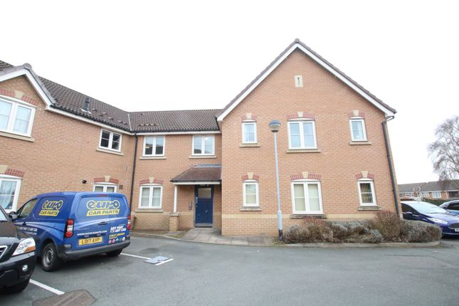 2 bed flat for sale in Hanbury Court, Field Farm Road, Tamworth