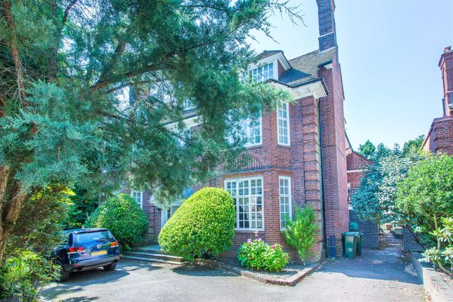 Thumbnail Detached house for sale in Templewood Avenue, Hampstead
