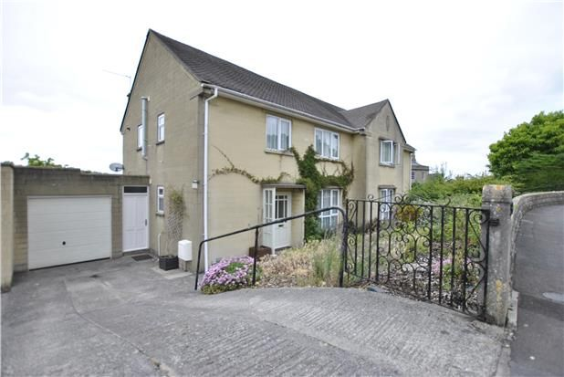 Thumbnail Semi-detached house to rent in Minster Way, Bath