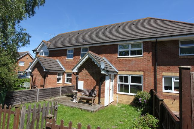 Thumbnail Terraced house to rent in Rye Close, Aylesbury
