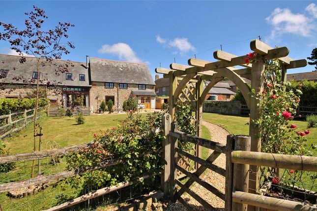 Thumbnail Barn conversion to rent in Whitwell, Ventnor