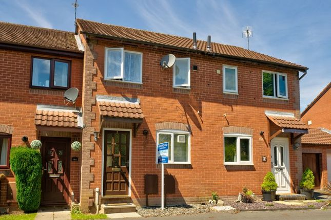 2 bed terraced house for sale in Saggars Close, Madeley, Telford TF7