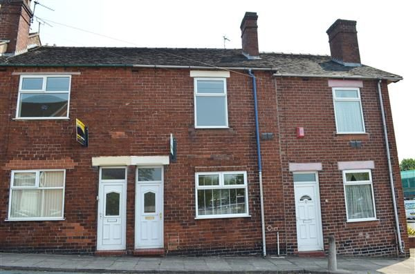 Thumbnail Terraced house to rent in Florence Street, Newcastle, Newcastle-Under-Lyme