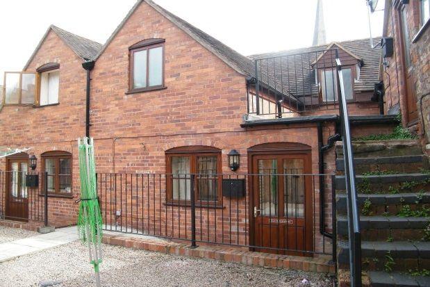 Thumbnail Flat to rent in Church Street, Cleobury Mortimer, Kidderminster