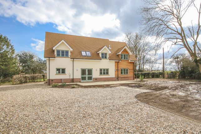 Thumbnail Detached house for sale in The Street, Kirtling, Newmarket