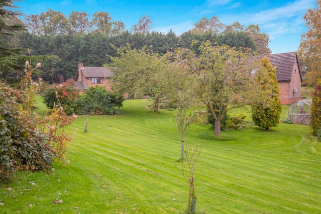 Thumbnail Detached house for sale in Draycott Cliff, Draycott-In-The-Clay, Ashbourne