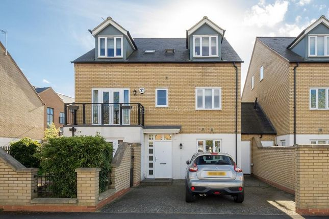 Thumbnail Semi-detached house for sale in Monellan Grove, Caldecotte, Milton Keynes, Buckinghamshire