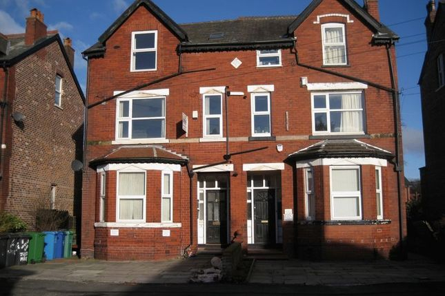 Thumbnail Flat to rent in Langford Road, West Didsbury, Didsbury, Manchester