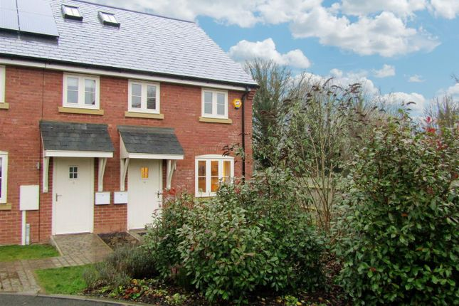 3 bed town house for sale in Welford Road, Husbands Bosworth, Lutterworth