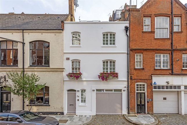 Thumbnail Terraced house to rent in Dilke Street, Chelsea, London