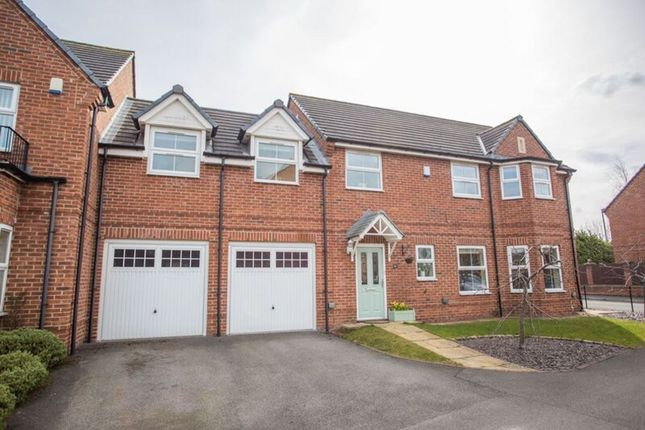 Thumbnail Semi-detached house for sale in Roundhaven, Durham