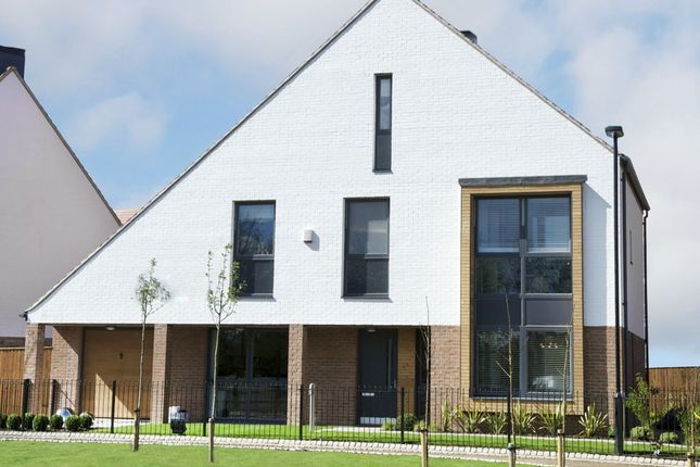 "Thumbnail Detached house for sale in ""Peregrine"" at Meadlands, York"