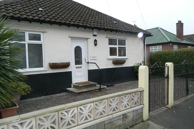 Thumbnail Bungalow for sale in Darley Drive, Liverpool