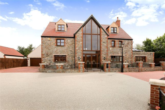 Detached house for sale in Syston Hill Farm, Siston Common, Bristol