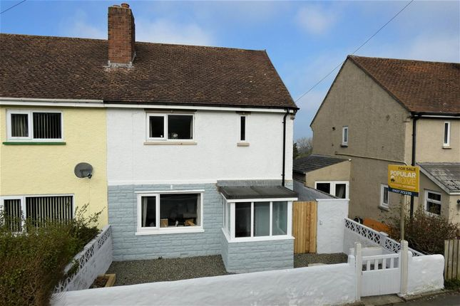 3 bed semi-detached house for sale in Jury Lane, Haverfordwest SA61