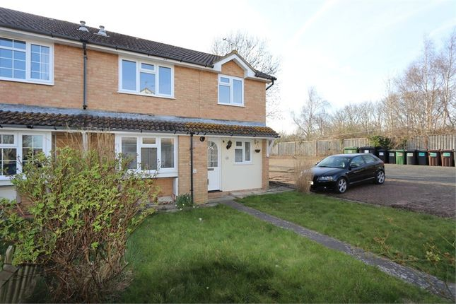 Thumbnail End terrace house to rent in Heron Ridge, Polegate, East Sussex