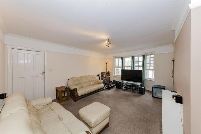 3 bed maisonette for sale in Warwick Mansions, Brighton Road, Worthing